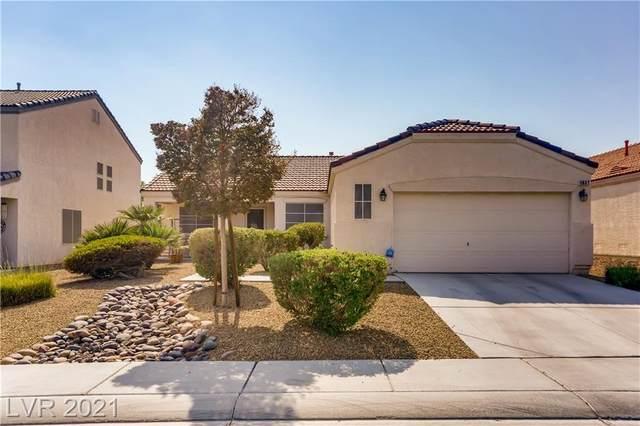 5837 Gentle Creek Lane, North Las Vegas, NV 89031 (MLS #2332216) :: Galindo Group Real Estate
