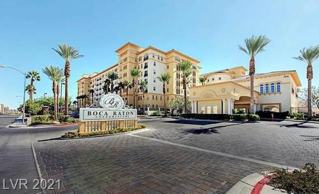 2455 W Serene Avenue #927, Las Vegas, NV 89123 (MLS #2332305) :: Coldwell Banker Premier Realty