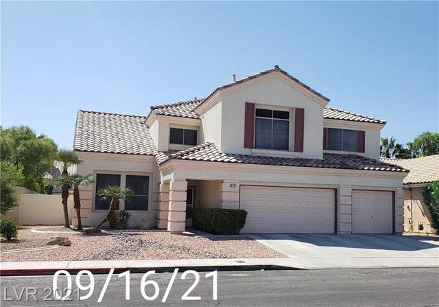 2701 Copper Cove Drive, Henderson, NV 89074 (MLS #2332440) :: Lindstrom Radcliffe Group