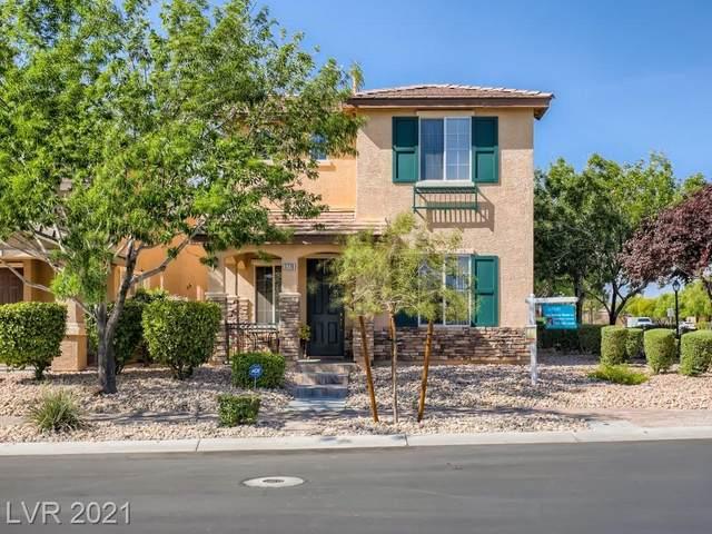 5729 Heineken Drive, North Las Vegas, NV 89031 (MLS #2332486) :: Coldwell Banker Premier Realty