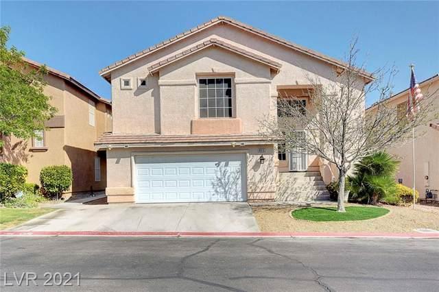 8616 Honey Vine Avenue, Las Vegas, NV 89143 (MLS #2332553) :: Jack Greenberg Group