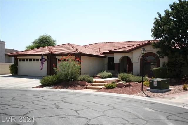 7453 Alice Springs Circle, Las Vegas, NV 89129 (MLS #2332765) :: Hebert Group | eXp Realty