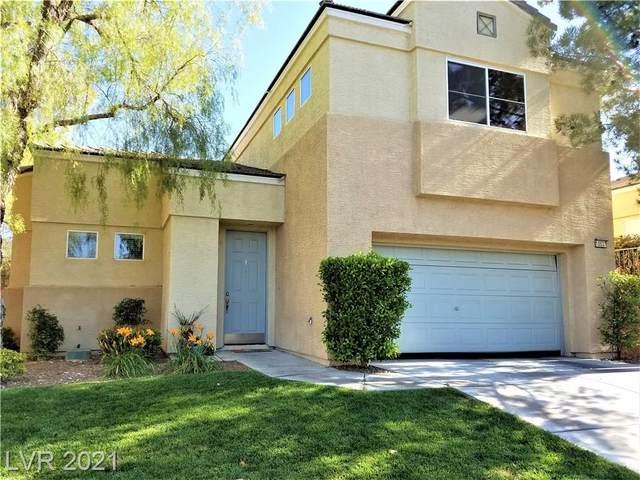 10537 Allthorn Avenue, Las Vegas, NV 89144 (MLS #2332968) :: Lindstrom Radcliffe Group