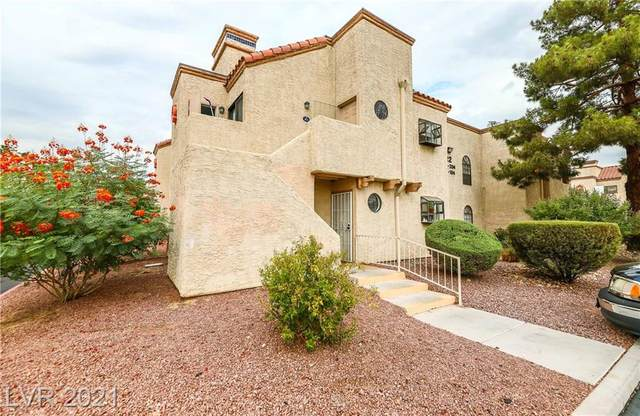 2978 Juniper Hills Boulevard #103, Las Vegas, NV 89142 (MLS #2332993) :: Jeffrey Sabel