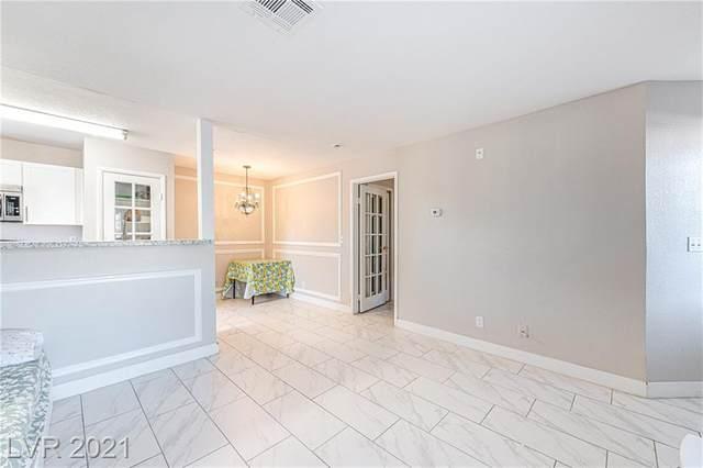 3602 Gaylord Drive #150, Las Vegas, NV 89103 (MLS #2333121) :: Galindo Group Real Estate