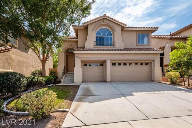 10741 Turquoise Valley Drive, Las Vegas, NV 89144 (MLS #2333136) :: Vestuto Realty Group