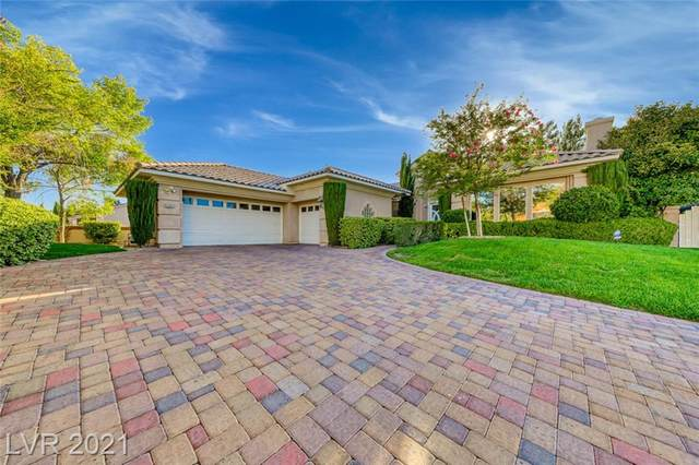 5201 Sandy Cactus Lane, Las Vegas, NV 89149 (MLS #2333182) :: Hebert Group | eXp Realty