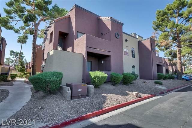 4050 Pacific Harbors Drive #130, Las Vegas, NV 89121 (MLS #2333329) :: DT Real Estate