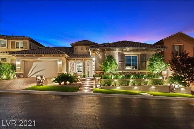 2872 Josephine Drive, Henderson, NV 89044 (MLS #2333389) :: Hebert Group | eXp Realty