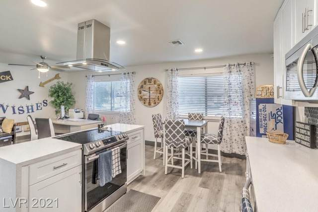 1445 Chestnut Street, Henderson, NV 89011 (MLS #2333464) :: Coldwell Banker Premier Realty