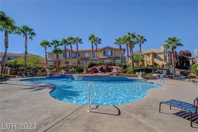 9901 Trailwood Drive #2119, Las Vegas, NV 89134 (MLS #2333511) :: Team Michele Dugan