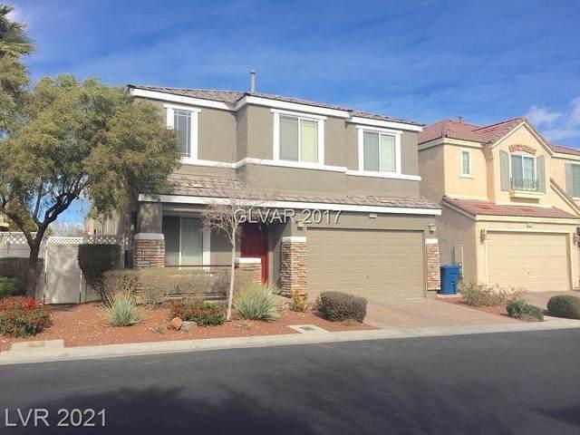 6228 Glimmering Light Avenue, Las Vegas, NV 89139 (MLS #2333514) :: Kypreos Team
