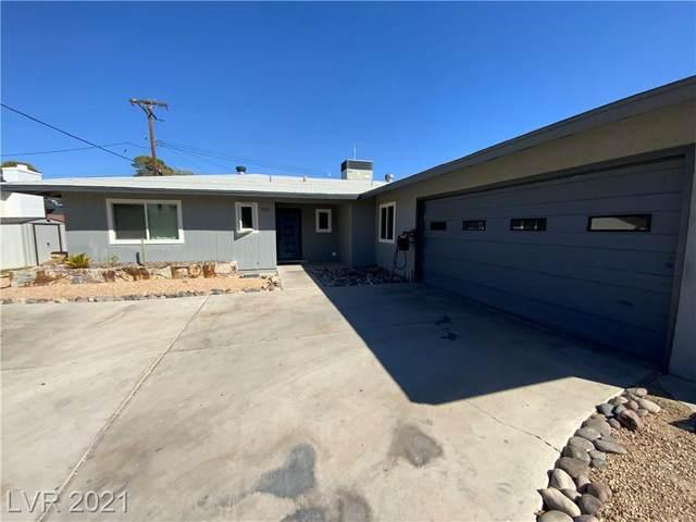 1709 Ivanhoe Way, Las Vegas, NV 89102 (MLS #2333667) :: The Melvin Team