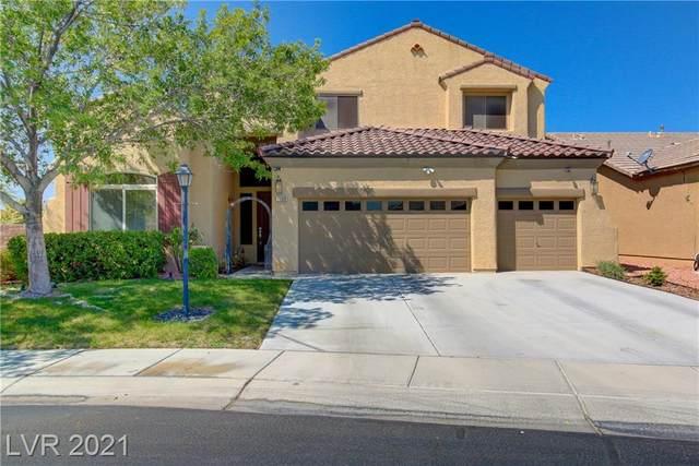 7509 Copper Island Street, Las Vegas, NV 89131 (MLS #2333704) :: Lindstrom Radcliffe Group