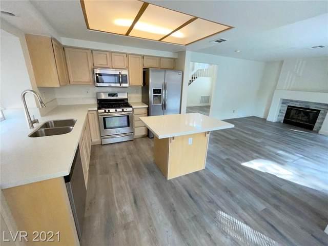 9213 Magic Flower Avenue, Las Vegas, NV 89134 (MLS #2333732) :: Hebert Group | eXp Realty