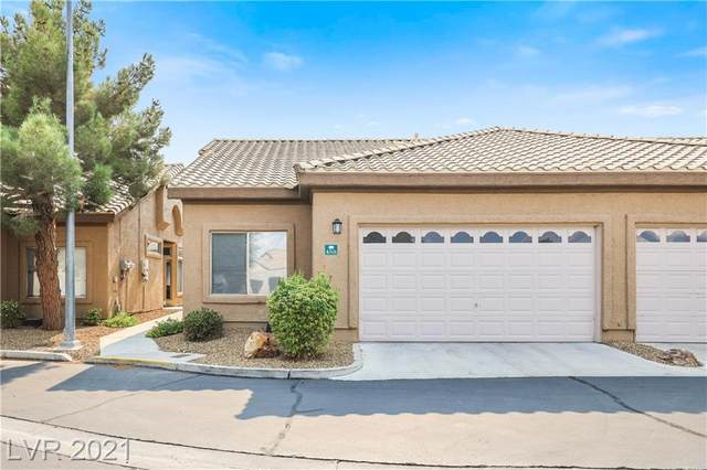4769 Cozy Cottage Place, North Las Vegas, NV 89031 (MLS #2333770) :: Hebert Group | eXp Realty