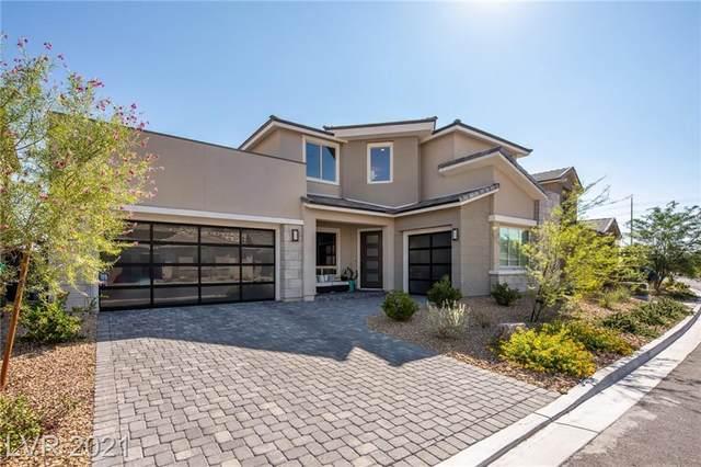 2930 Raywood Ash Drive, Las Vegas, NV 89138 (MLS #2333776) :: Alexander-Branson Team | Realty One Group