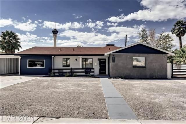 1800 S 8th Street, Las Vegas, NV 89104 (MLS #2333862) :: Vestuto Realty Group