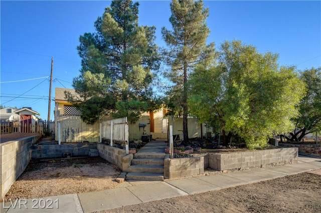 545 Hopi Place, Boulder City, NV 89005 (MLS #2333867) :: Signature Real Estate Group