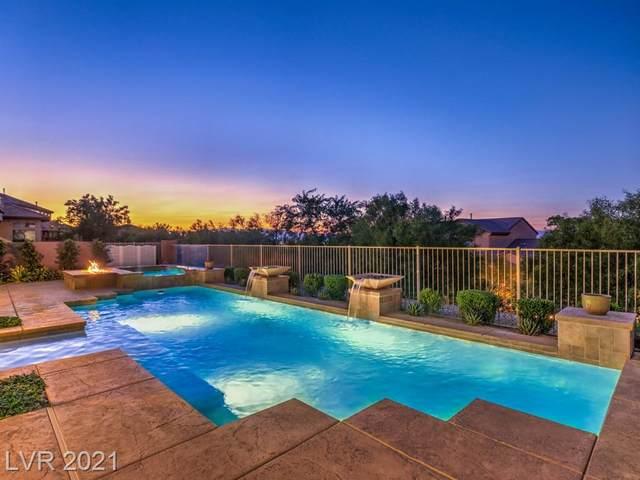 22 Mallard Creek Trail, Henderson, NV 89052 (MLS #2333918) :: Custom Fit Real Estate Group