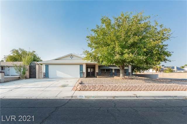 4368 Powell Avenue, Las Vegas, NV 89121 (MLS #2334049) :: The TR Team