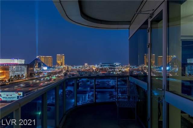 4471 Dean Martin Drive #1109, Las Vegas, NV 89103 (MLS #2334196) :: Alexander-Branson Team | Realty One Group