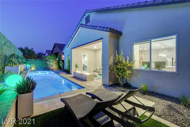7303 Durand Park Street, Las Vegas, NV 89166 (MLS #2334209) :: Signature Real Estate Group