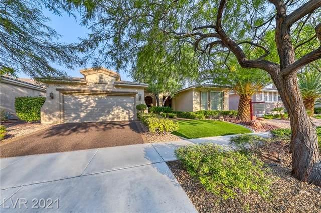 4564 Fiore Bella Boulevard, Las Vegas, NV 89135 (MLS #2334222) :: Alexander-Branson Team | Realty One Group