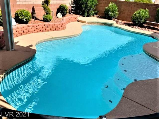 10424 Loma Portal Avenue, Las Vegas, NV 89166 (MLS #2334264) :: Signature Real Estate Group
