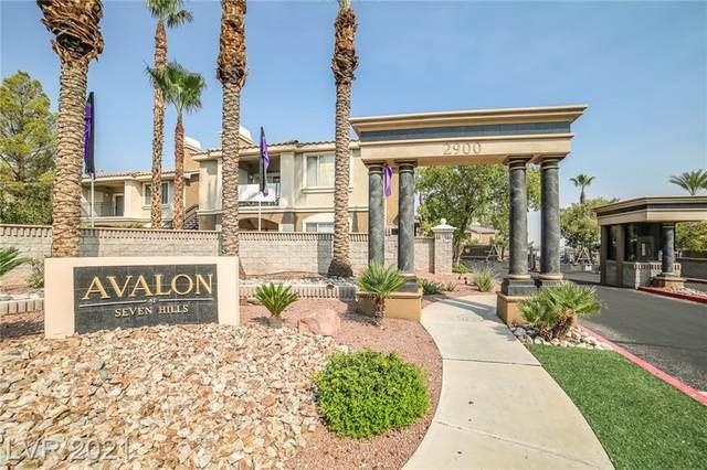 2900 Sunridge Heights Parkway #1626, Henderson, NV 89052 (MLS #2334320) :: Galindo Group Real Estate
