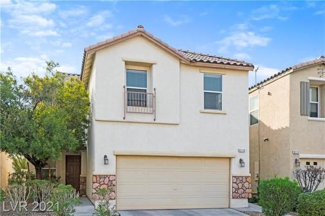 8119 Royal Arches Street, Las Vegas, NV 89139 (MLS #2334322) :: Galindo Group Real Estate