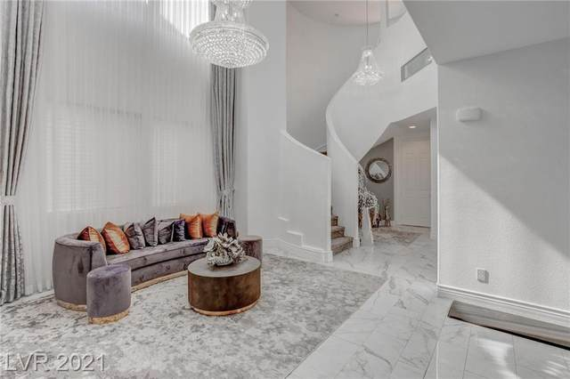 107 Honors Course Drive, Las Vegas, NV 89148 (MLS #2334378) :: Signature Real Estate Group