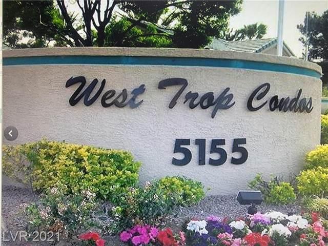 5155 W Tropicana Avenue #1099, Las Vegas, NV 89103 (MLS #2334947) :: The Melvin Team
