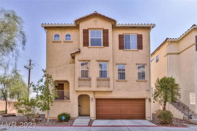 4798 Cannon Hill Court, Las Vegas, NV 89130 (MLS #2335100) :: Team Michele Dugan