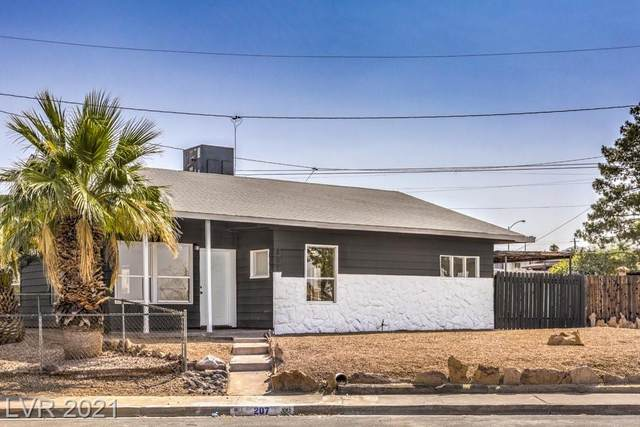 207 W Victory Road, Henderson, NV 89015 (MLS #2335245) :: Lindstrom Radcliffe Group