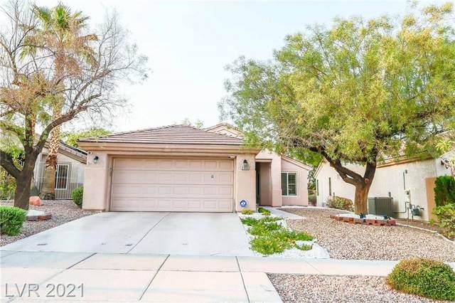 2066 High Mesa Drive, Henderson, NV 89012 (MLS #2335413) :: Hebert Group | eXp Realty