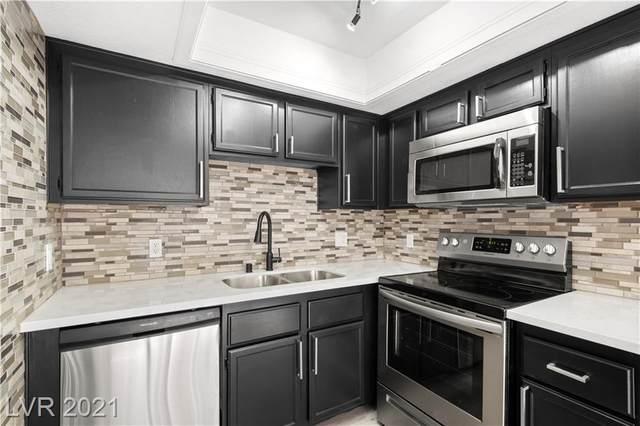 925 Rockview Drive #102, Las Vegas, NV 89128 (MLS #2335458) :: Hebert Group | eXp Realty