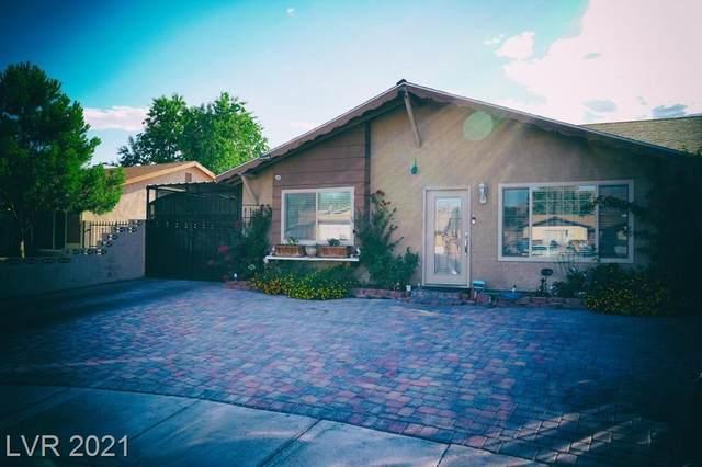 574 Christpher Court, Las Vegas, NV 89110 (MLS #2335459) :: Lindstrom Radcliffe Group