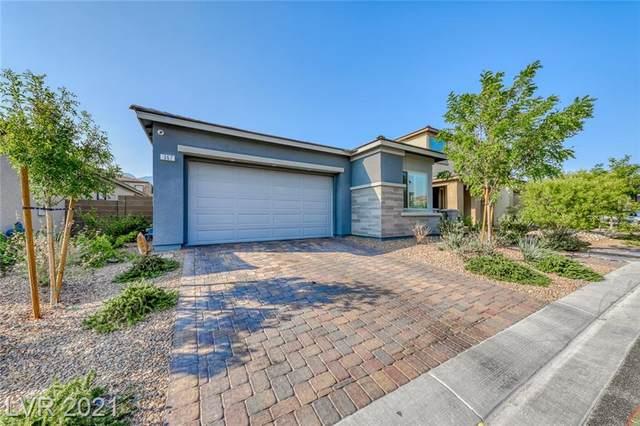 367 Coastal Redwood Street, Las Vegas, NV 89138 (MLS #2335558) :: Galindo Group Real Estate