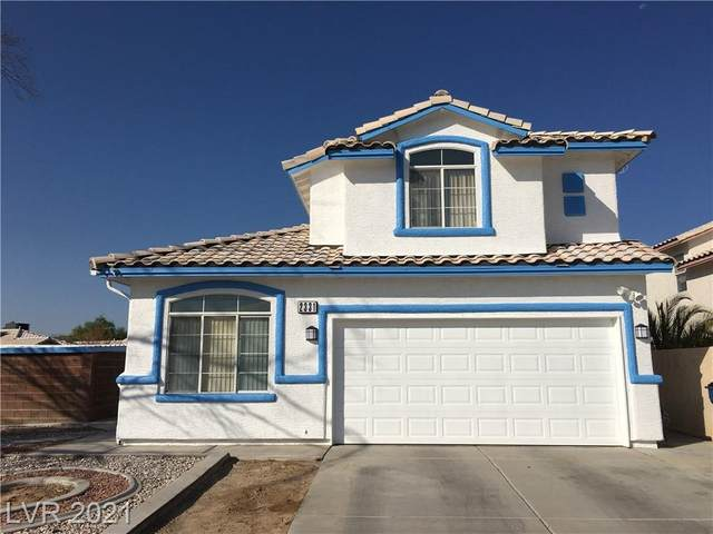 2331 Orchard Valley Drive, Las Vegas, NV 89142 (MLS #2335593) :: Lindstrom Radcliffe Group