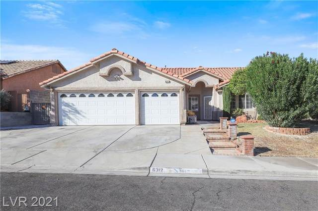 6312 Hill Haven Avenue, Las Vegas, NV 89130 (MLS #2336051) :: Signature Real Estate Group