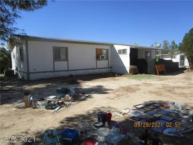 520 W Morgan Lane, Pahrump, NV 89060 (MLS #2336167) :: Jeffrey Sabel