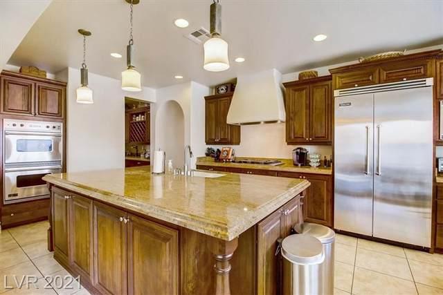599 Center Green Drive, Las Vegas, NV 89148 (MLS #2336693) :: Coldwell Banker Premier Realty