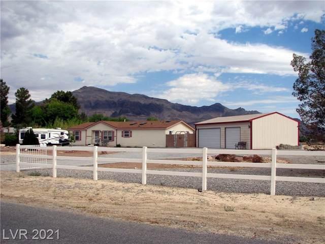 2400 Tonya Drive, Pahrump, NV 89060 (MLS #2336703) :: The Perna Group