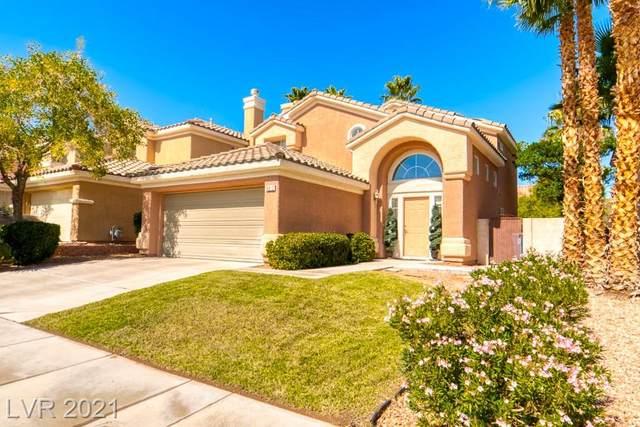 9812 Via Delores Avenue, Las Vegas, NV 89117 (MLS #2336809) :: Keller Williams Realty