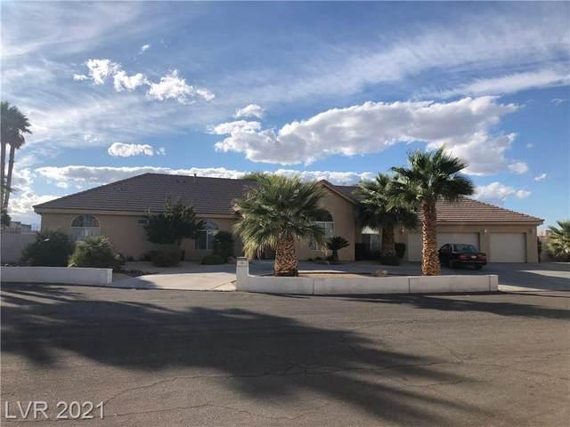 211 E Maulding Avenue, Las Vegas, NV 89123 (MLS #2336819) :: Team Michele Dugan