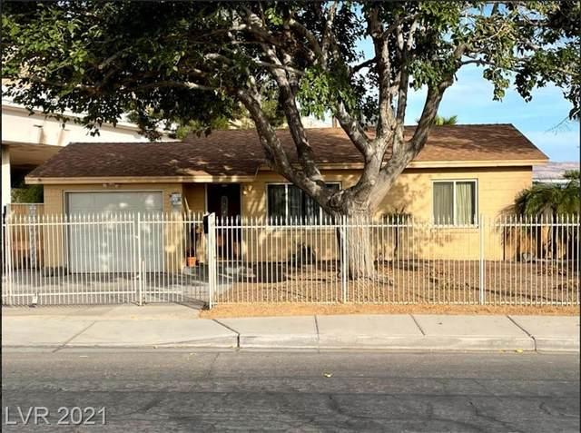 336 N 15th Street, Las Vegas, NV 89101 (MLS #2337035) :: Jeffrey Sabel
