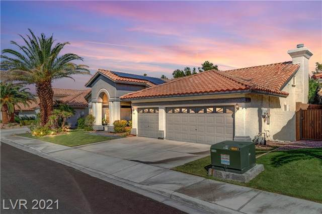 1440 Castle Crest Drive, Las Vegas, NV 89117 (MLS #2337266) :: Keller Williams Realty