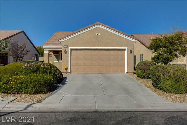 2408 Garganey Avenue, North Las Vegas, NV 89084 (MLS #2337415) :: Signature Real Estate Group