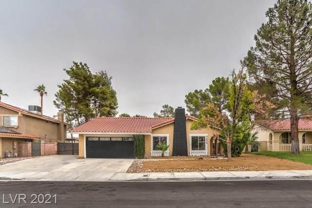 7424 Valhalla Lane, Las Vegas, NV 89123 (MLS #2337516) :: Signature Real Estate Group